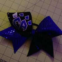 Cheer athletics bow