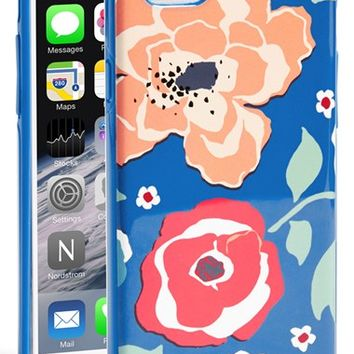 kate spade new york 'april' floral print iPhone 6 case