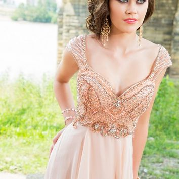 Sherri Hill Cool Collection Prom Dress 81-1 - CB3901 2014