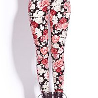 Romantic Rose Leggings