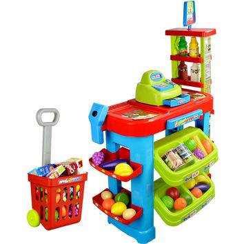 Toy Super Market Play Set