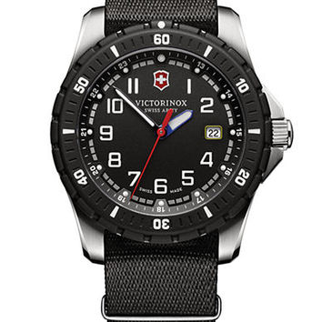 Victorinox Swiss Army Mens Maverick Sport Watch with NATO strap