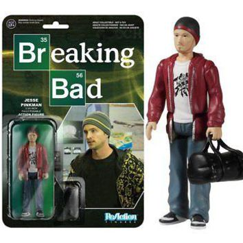 Funko Reaction: Breaking Bad - Jesse Pinkman Action Figure