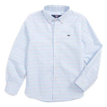 Vineyard Vines Bigalow Beach Shirt (Toddler Boys & Little Boys) | Nordstrom