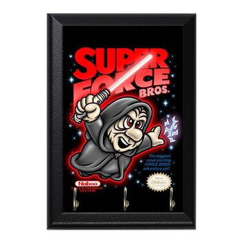 Super Force Bros Sidious Decorative Wall Plaque Key Holder Hanger