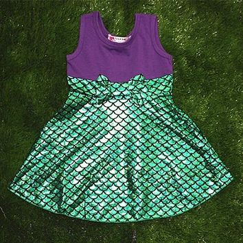 Little Mermaid Princess Dress, and Other assorted Disney Princess Cosplay Dresses
