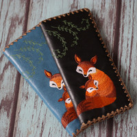 The Silky Fox Vegan Leather Wallet