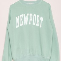 Erica NEWPORT Sweatshirt - Prints - Graphics
