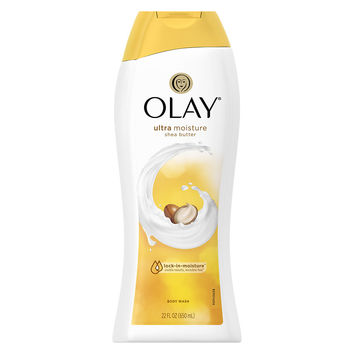 Olay Ultra Moisture Body Wash Shea Butter