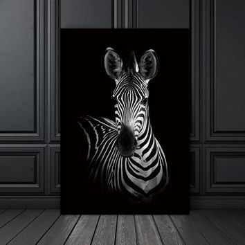 Top selling animal canvas painting Wall art Picture for Living Room Art poster Decoration Picture No Frame morden print wall