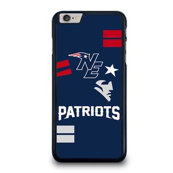 NEW ENGLAND PATRIOTS NFL iPhone 6 / 6S Plus Case Cover