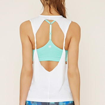 Active Hustle Muscle Tee | Forever 21 - 2000152304
