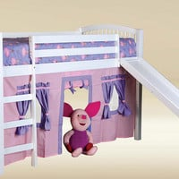 Princess Beatrice Twin Fort Loft Bed
