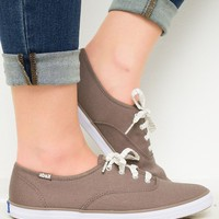 Keds Lace Up Canvas Shoes
