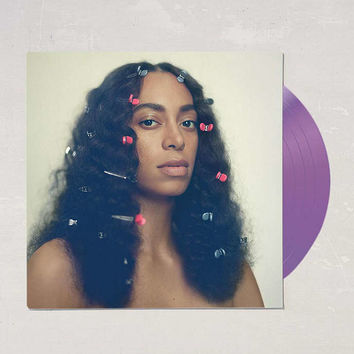 Solange - A Seat At The Table LP - Urban Outfitters