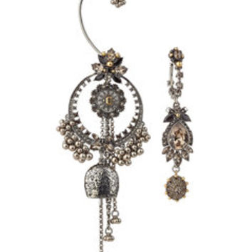Duo Earring Set - Alexander McQueen | WOMEN | US STYLEBOP.COM