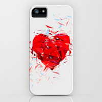Fragile Heart iPhone & iPod Case by Tracie Andrews