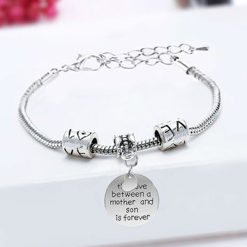 *FREE* Mother And Son Bracelet