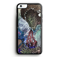 Trippy Psychedelic Space Galaxy iPhone 6S Plus Case  | Aneend.com