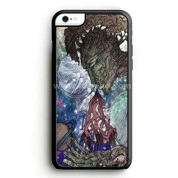 Trippy Psychedelic Space Galaxy iPhone 6S Case  | Aneend.com
