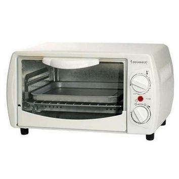 4 Slice Toaster Oven Dorm Kitchen Supplies Cooking Essentials College Accessories Dorm Cooking