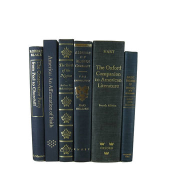 Blue  Vintage  Books , Vintage Wedding Decor, Vintage  Photography Prop , Green decorative books , old books , Gift for Book Lover