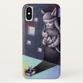 Motherly love iPhone x case