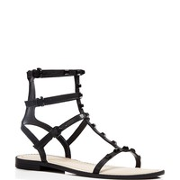 Rebecca Minkoff Flat Gladiator Sandals - Georgina Studded