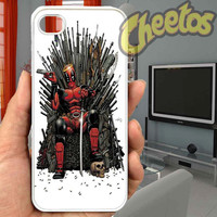 Deadpool - For iPhone Case,iPhone 4/4S/5/5S/5C, Samsung S3/S4/S5/S3 Mini/S4 Mini