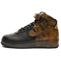 NIKE X PIGALLE AIR FORCE 1 HIGH SP - BLACK | Undefeated