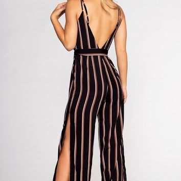 Gisele Jumpsuit - Black