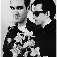 The Smiths Morrissey and Johnny Marr Poster 11x17
