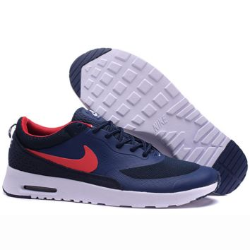 Nike Air Max Thea Print Casual Sports Shoes (white hook)