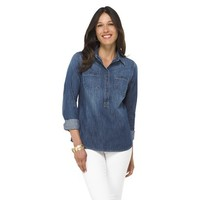 Women's Favorite Popover Denim Shirt