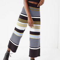 UO Rae Striped Sweater Pant | Urban Outfitters