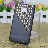 Stud Case Cover for Samsung Galaxy S2 i9100 by fashioncase