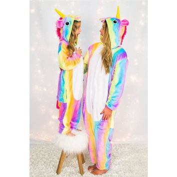 Mommy & Me Matching Unicorn Onesuits - RESTOCKED!