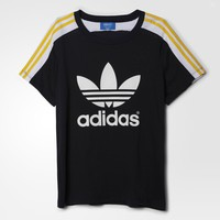 adidas Cosmic Confession Tee - Blue | adidas US
