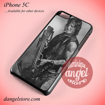 Daryl Dixon Phone case for iPhone 5C and another iPhone devices