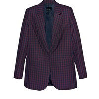 Cynthia Rowley - Gingham Jacket | Tops by Cynthia Rowley