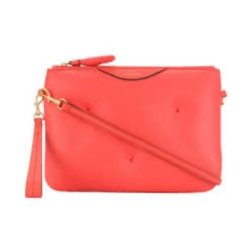 Anya Hindmarch Women's Red Chubby Circus Crossbody Pouch