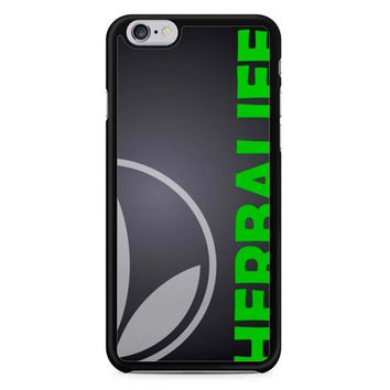 Black Herbalife iPhone 6/6S Case