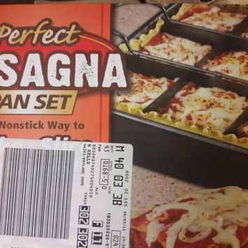 PERFECT LASAGNA  PAN SET
