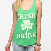 Urban Outfitters - Truly Madly Deeply Irish I Were Drunk Tank Top