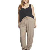 Solid Jogger Pants | Wet Seal