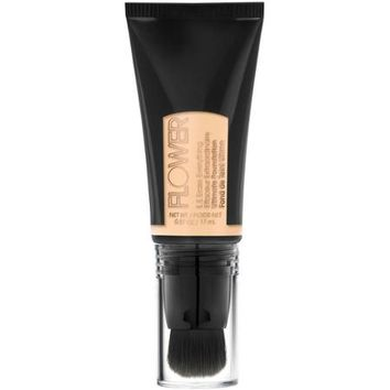 Flower E.E. Erase Everything Ultimate Foundation, UF4 Buff Tint, 0.57 oz - Walmart.com