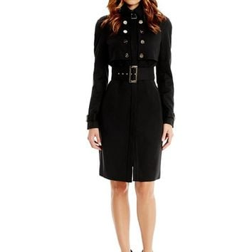 Belmont Trench Coat | GUESS by Marciano