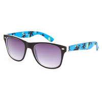 Blue Crown Dream Hawaii Classic Sunglasses Blue One Size For Men 26377920001