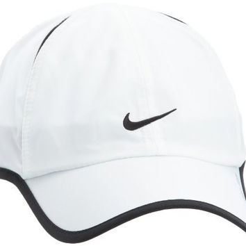 Nike Feather Light Cap - One - White