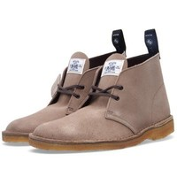 WTAPS x Clarks Originals Desert Boot